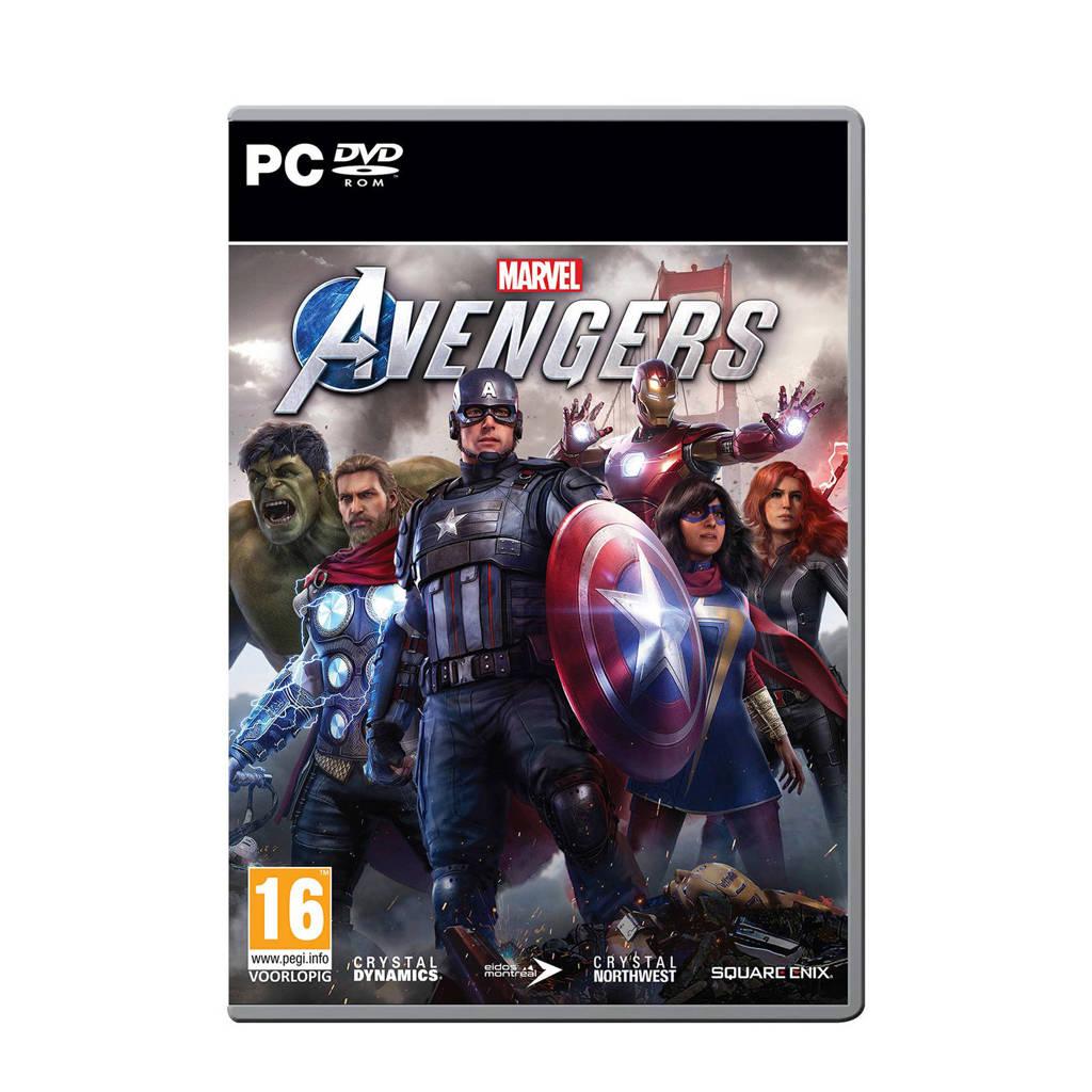 Marvel's Avengers (PC), -