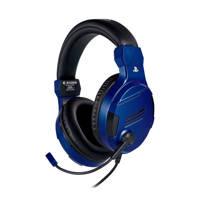 BigBen  Stereo gaming headset V3 blauw, Blauw