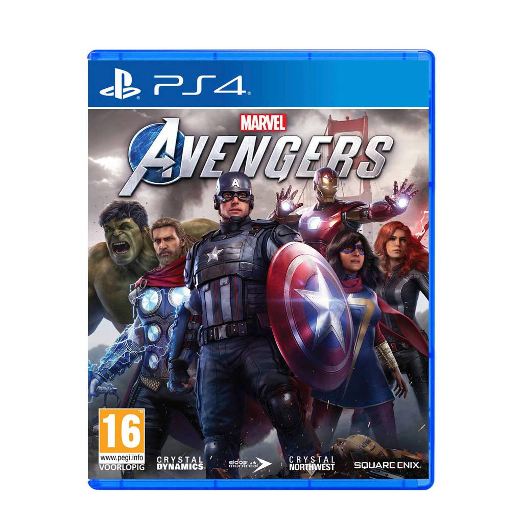 Marvel's Avengers (PlayStation 4), N.v.t.
