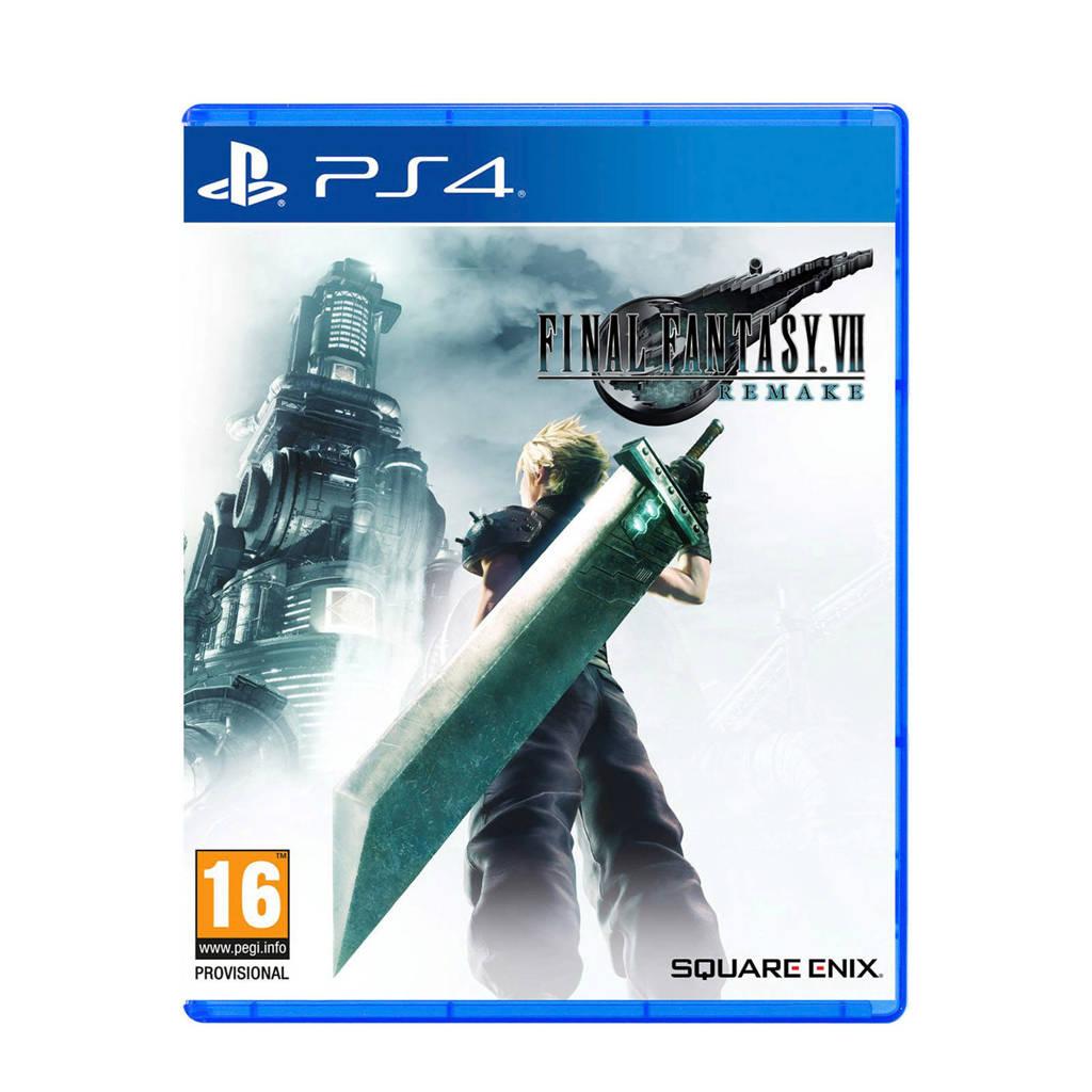 Final Fantasy VII Remake (PlayStation 4), N.v.t.