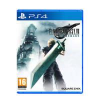 Final Fantasy VII Remake (PlayStation 4), -