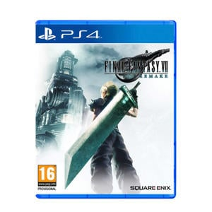 Final Fantasy VII Remake (PlayStation 4)