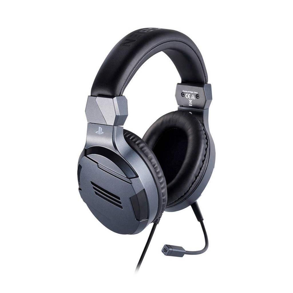 BigBen  Titan V3 Black gaming headset (PS4), Zwart