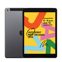 Apple  iPad 2019 32GB Wifi + 4G Space Grey, Grijs