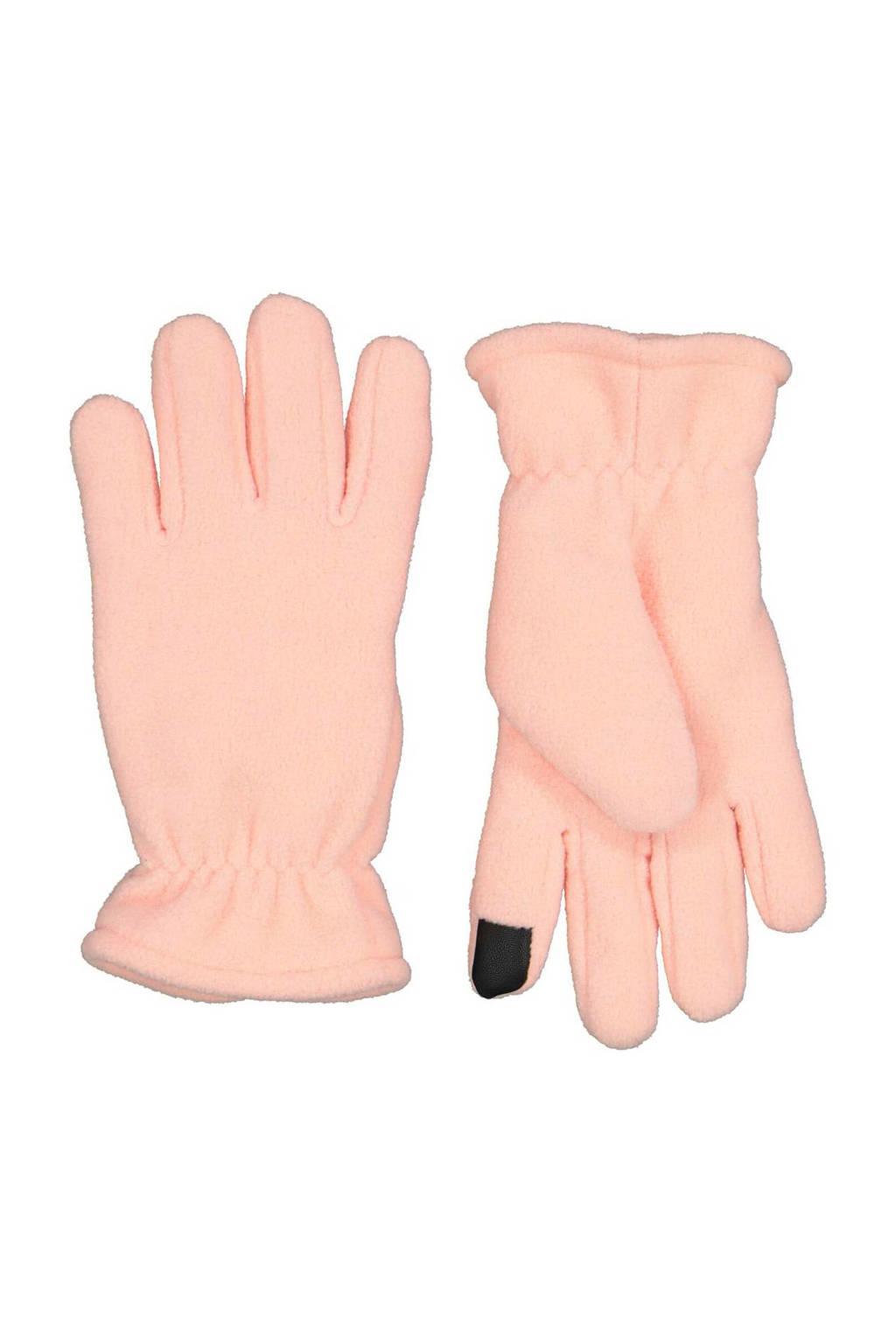 HEMA kinderhandschoenen touchscreen roze, Roze