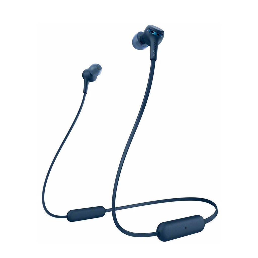 Sony WIXB400L.CE7 oortjes, Blauw