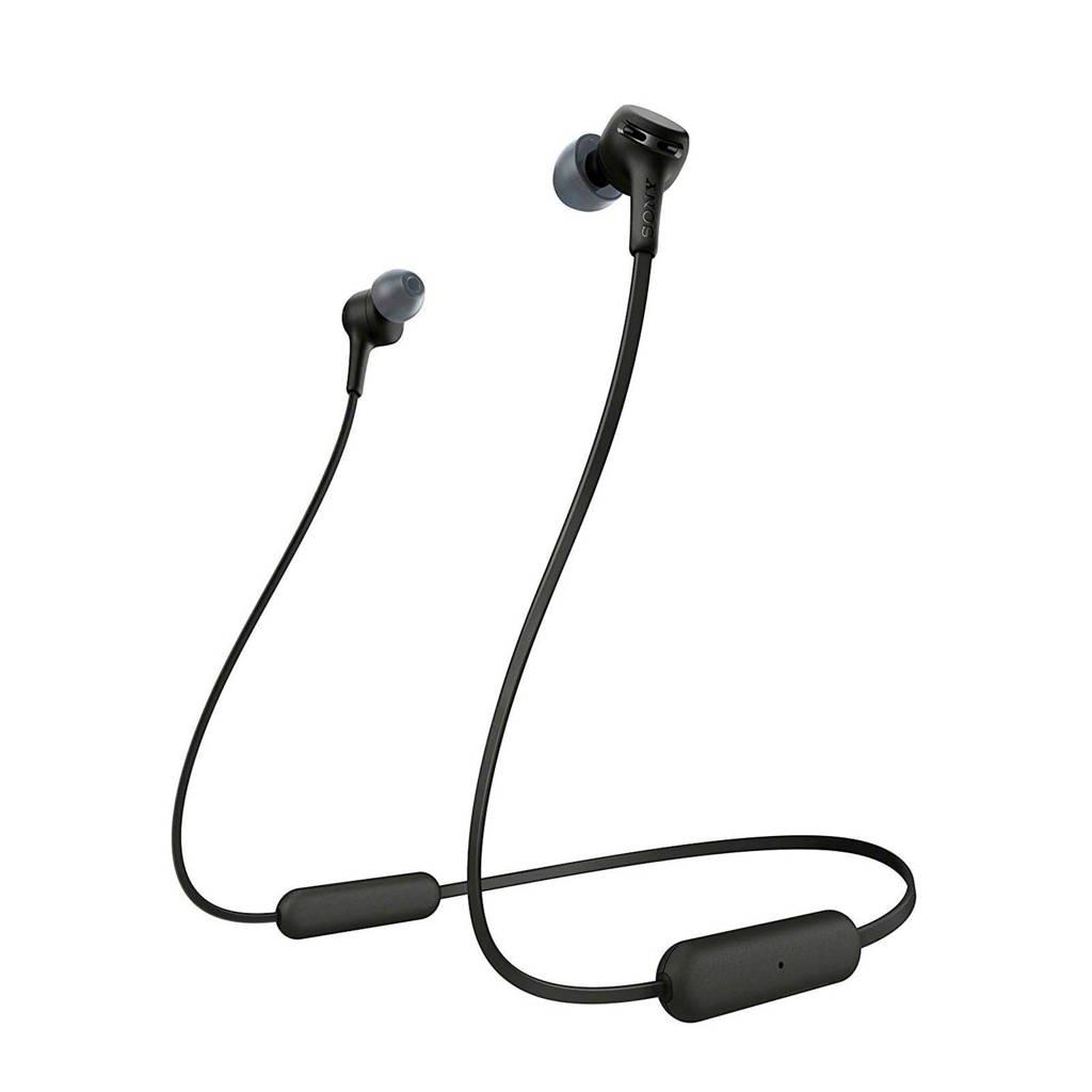 Sony WIXB400B.CE7 Bluetooth oortjes, Zwart