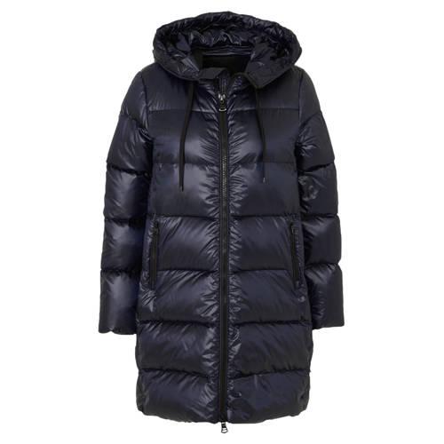HOX gewatteerde jas donkerblauw