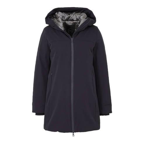 HOX winterjas donkerblauw