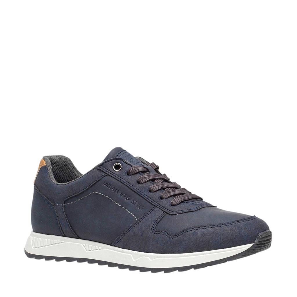 Scapino Blue Box   sneakers blauw, Blauw