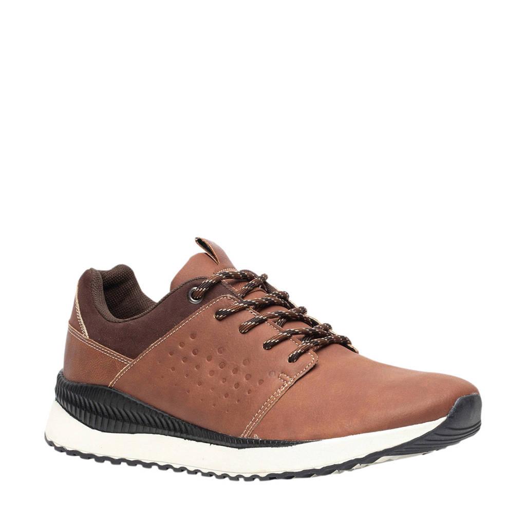 Scapino Blue Box   sneakers bruin, Bruin