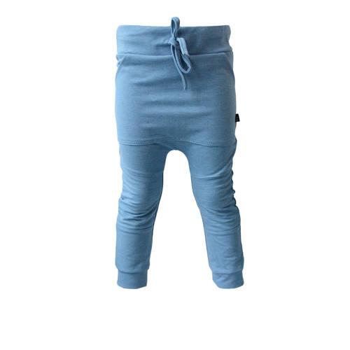 Babystyling broek Biker blauw