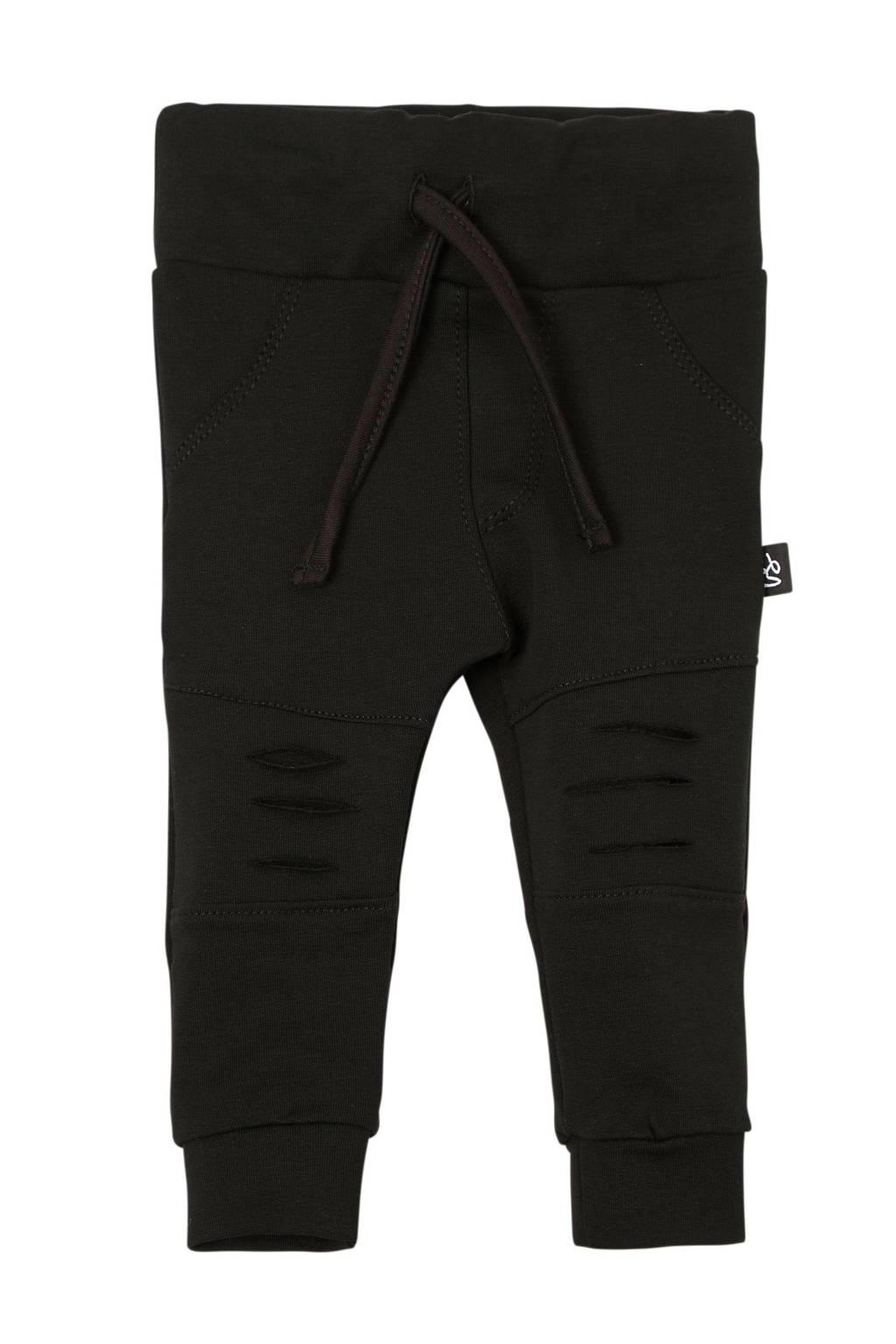 Babystyling broek zwart, Zwart