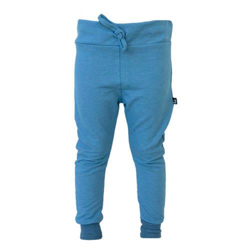 Babystyling joggingbroek blauw