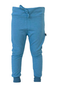 Babystyling   joggingbroek blauw, Blauw