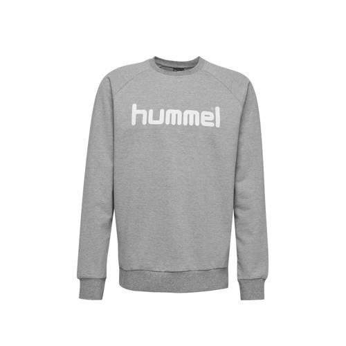 hummel sweater grijs