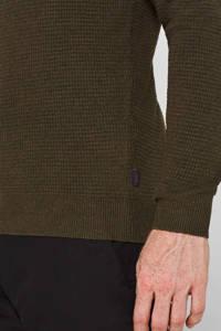 ESPRIT Men Casual trui groen, Groen