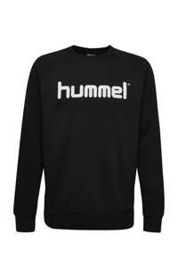 hummel unisex sweater zwart, Zwart