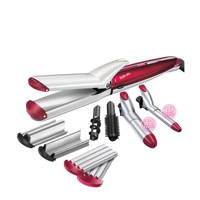 BaByliss MS22E multistyler, rood, wit