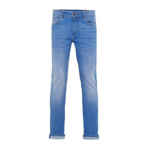 WE Fashion Blue Ridge skinny jeans blue denim