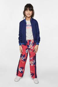 WE Fashion omkeerbaar vest donkerblauw, Donkerblauw