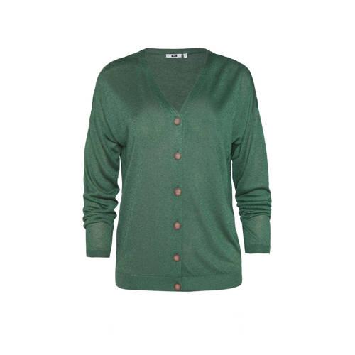 WE Fashion vest cilantro