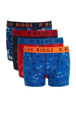 boxershorts -set van 4 multicolor