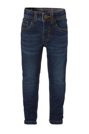 Palomino regular fit jeans donkerblauw