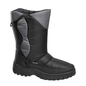 snowboots zwart/grijs