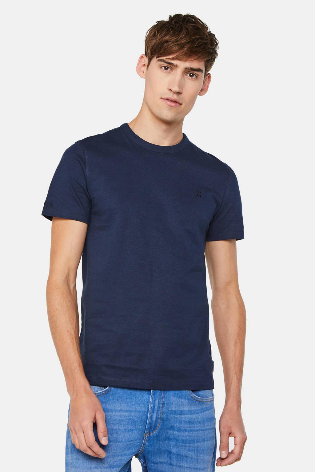 WE Fashion Blue Ridge T-shirt royal navy, Royal Navy
