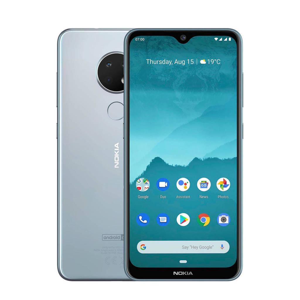Nokia 6830AA002285 6.2 smartphone 64GB, Blauw