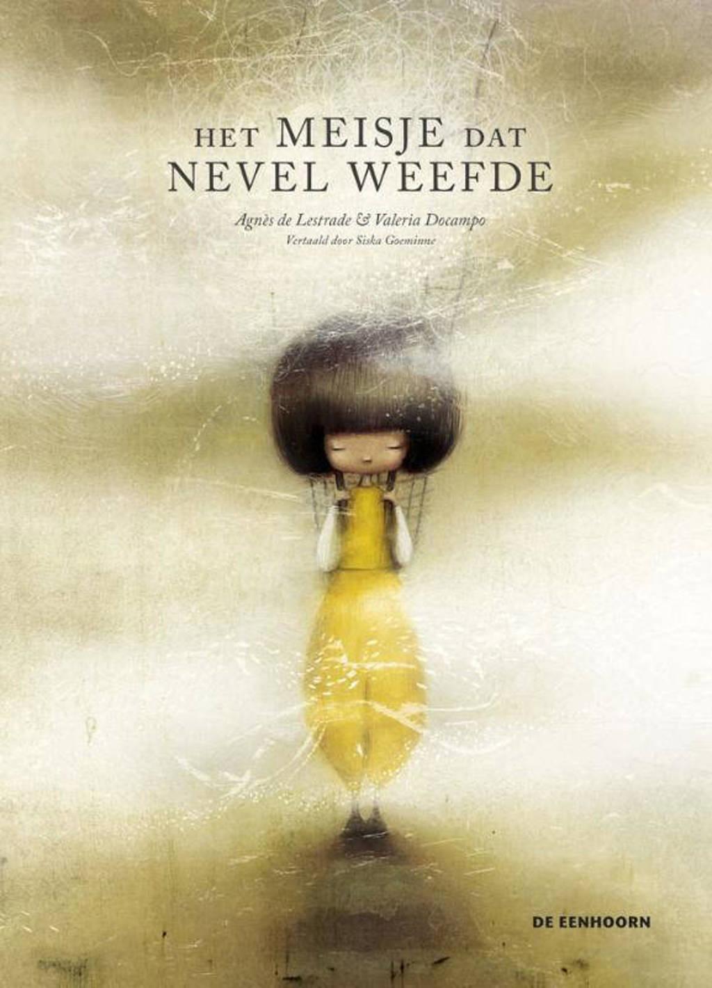 Het meisje dat nevel weefde - Agnès de Lestrade