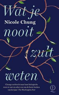 Wat je nooit zult weten - Nicole Chung