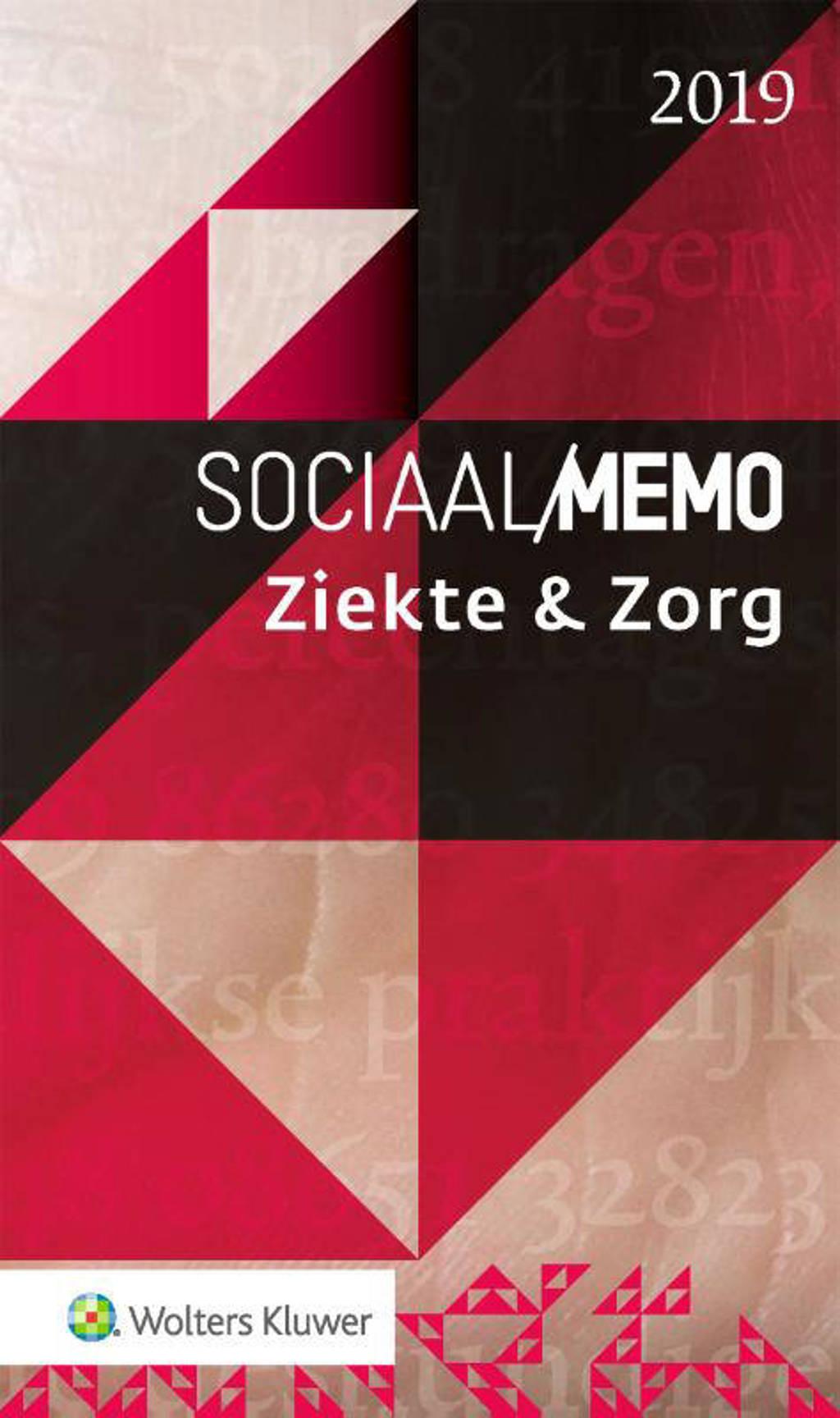 Sociaal Memo: Ziekte & Zorg 2019