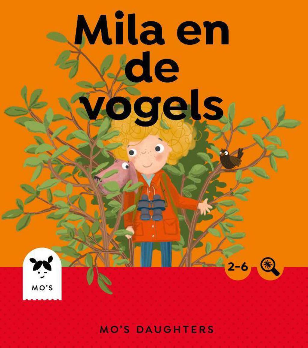 Mo's Daughters Adventurer: Mila en de vogels - Nienke Peeters en