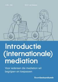 Studieboeken bestuur en beleid: Introductie (internationale) mediation - Charlotte Hille en Elodie van Sytzama