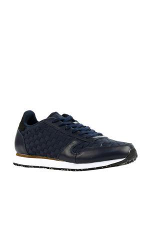 Ydun NSC  leren sneakers blauw