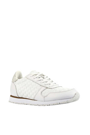 Ydun NSC  leren sneakers wit