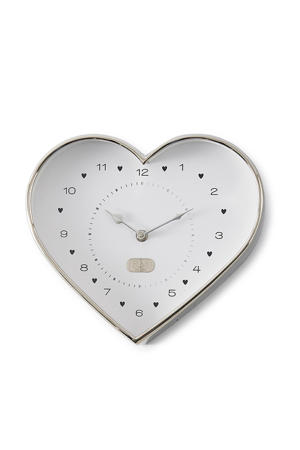 Classic Heart klok