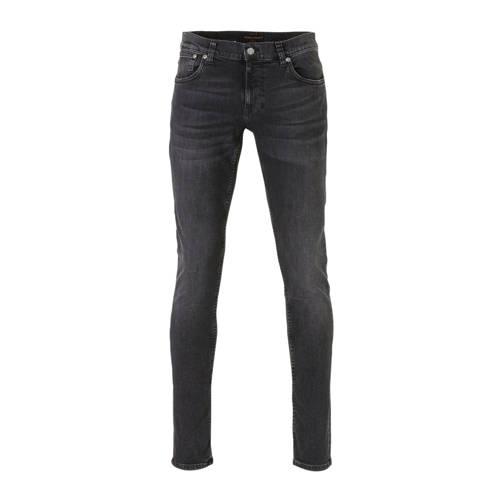 Nudie Jeans slim fit jeans Tight Terry black treat