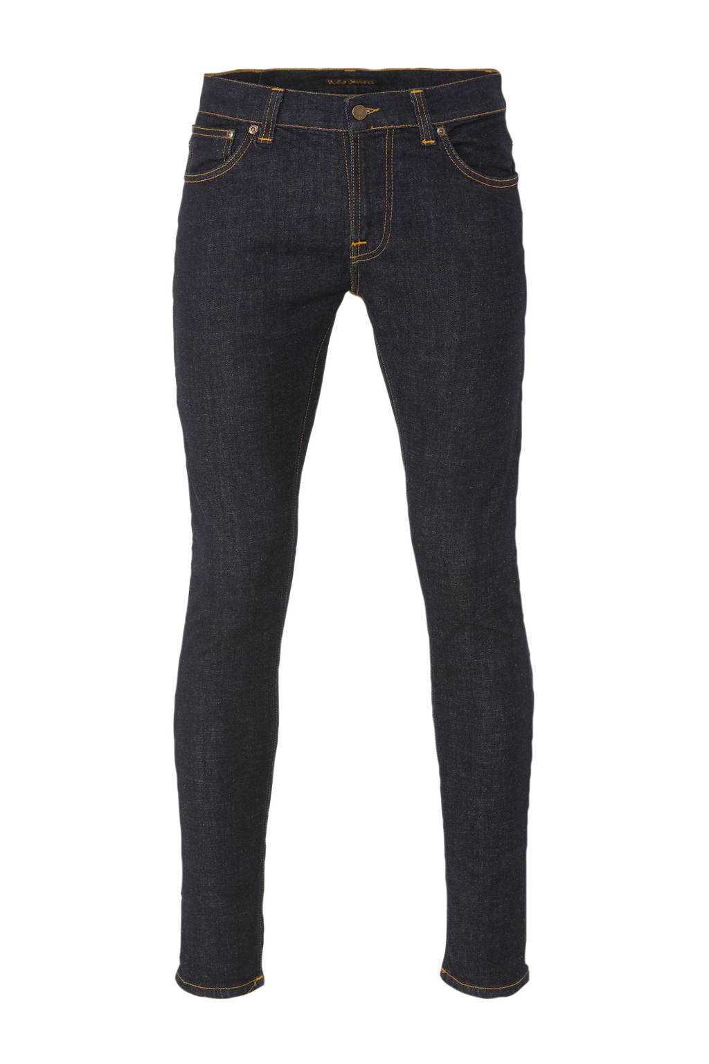 Nudie Jeans slim fit jeans Tight Terry rinse twill, Rinse Twill