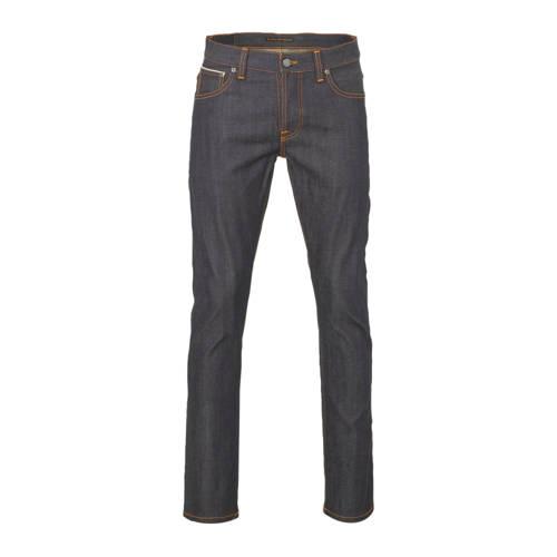 Nudie Jeans regular fit jeans Grim Tim dry selvage