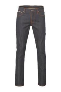 Nudie Jeans slim fit jeans Grim Tim dry selvage, Dry Selvage