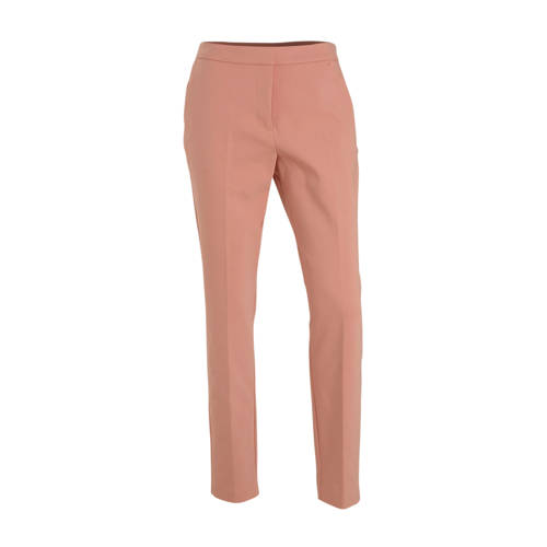 Saint Tropez cropped regular fit broek