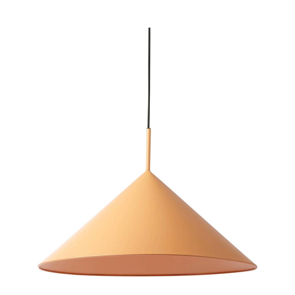 HKliving hanglamp Triangle L, Mat peach