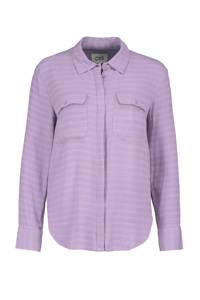 CKS blouse lila, Lila