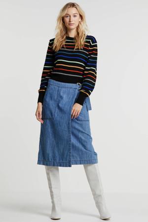rok Blerina blauw