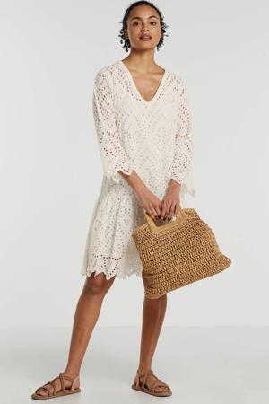 jurk Blondie wit