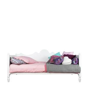 bedbank 90X200 Belle wit  (90x200 cm)