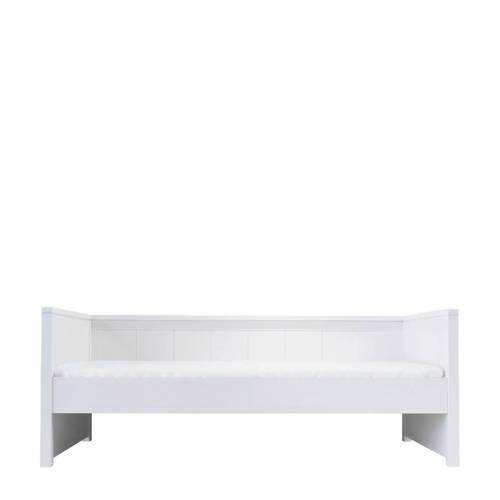 Bopita Bedbank 90X200 Basic Wood White Wash